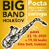 Logo BIG BAND HOLEŠOV - ZRUŠENO